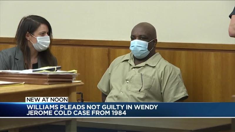 Man accused of 1984 murder of Wendy Jerome pleads not guilty