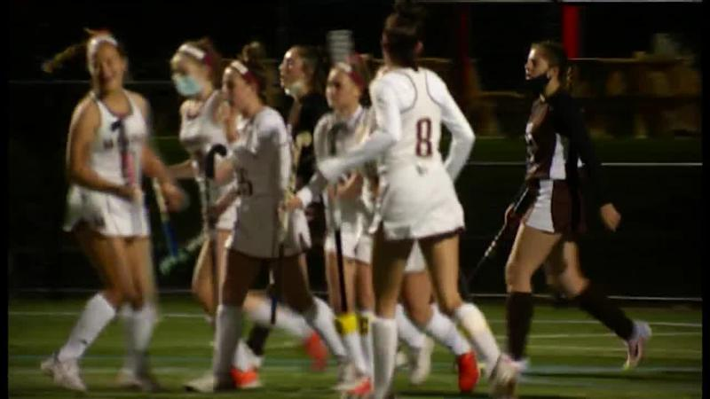 Mendon edges East Rochester in field hockey