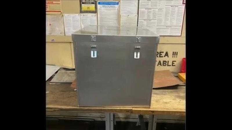 Metal or cardboard? The ballot box dispute for absentee ballots in Monroe County