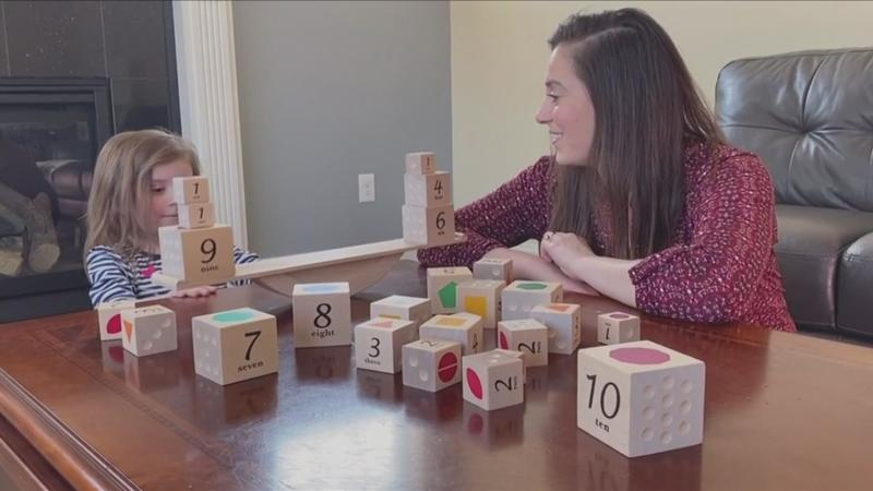 RIF: New product designed to help kids with math anxiety