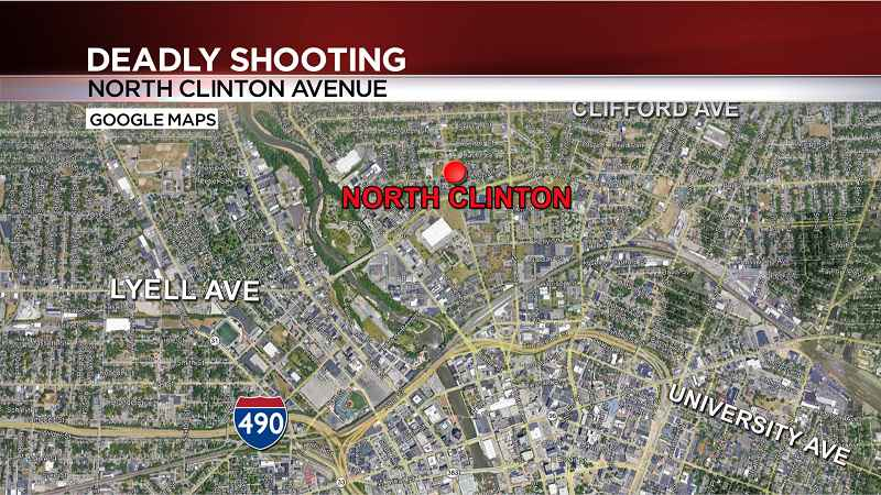 Police identify man shot and killed on North Clinton Avenue