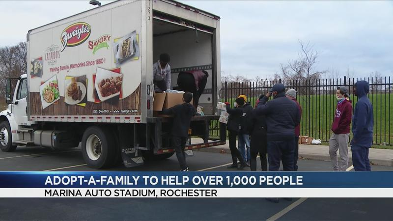 'Adopt-a-Family' program feeding holiday meals to nearly 1,200 people