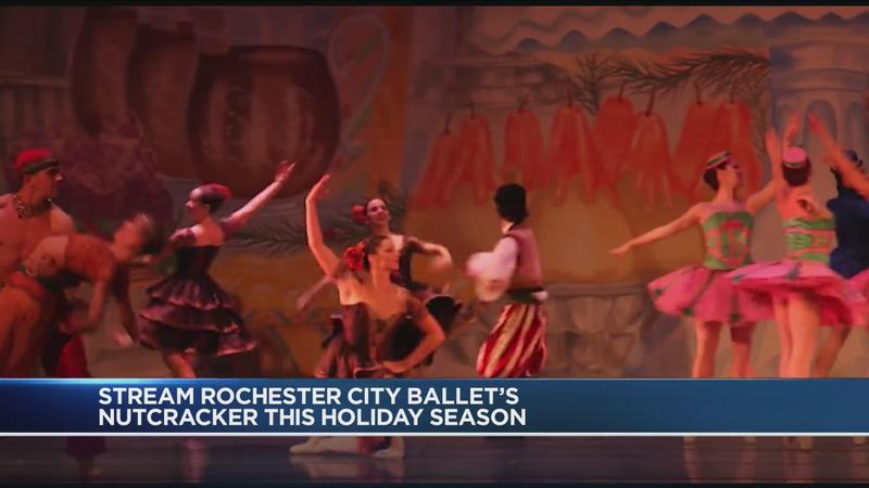 'The Nutcracker' to be streamed virtually this year