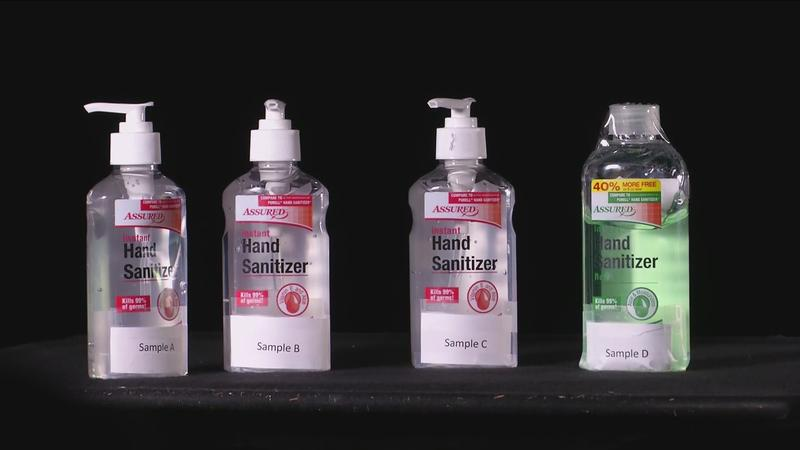 News10NBC Investigates: Exclusive hand sanitizer testing results