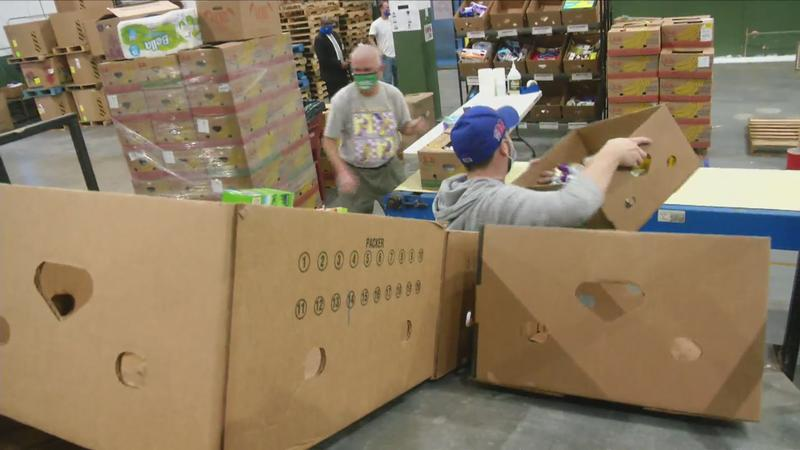Foodlink making changes to deliveries ahead of holiday season