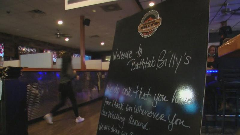 Health officials: Possible COVID-19 exposure at Bathtub Billy's last week