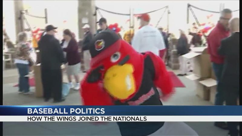 Rochester Red Wings to partner with Washington Nationals