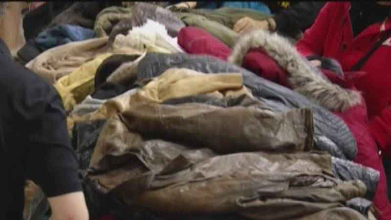 Ibero-American Action League hosts seventh annual coat giveaway