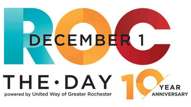 ROC the Day: Help local charities on Giving Tuesday