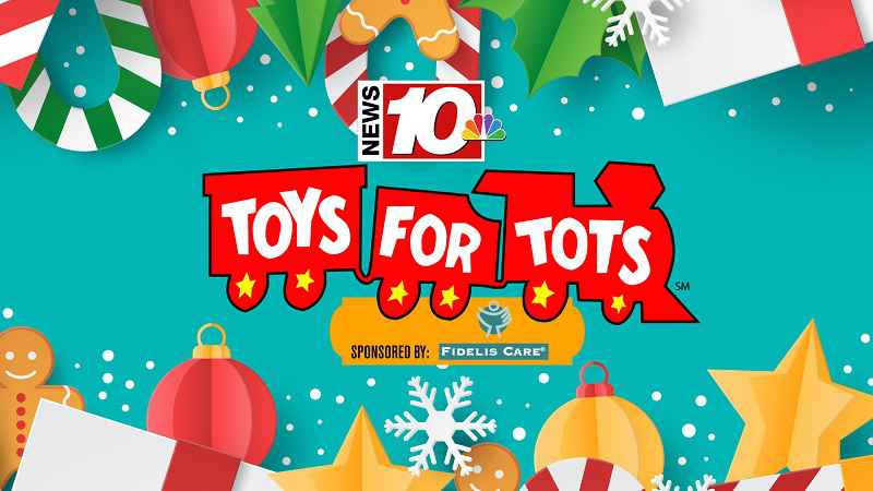 News10NBC Toys for Tots Holiday Drive kicks off