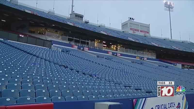 6,700 lucky Bills fans secure playoff game tickets