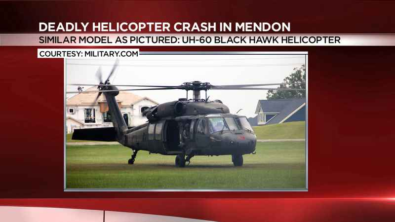 The National Guard says the helicopter that crashed was similar to the one in this picture.