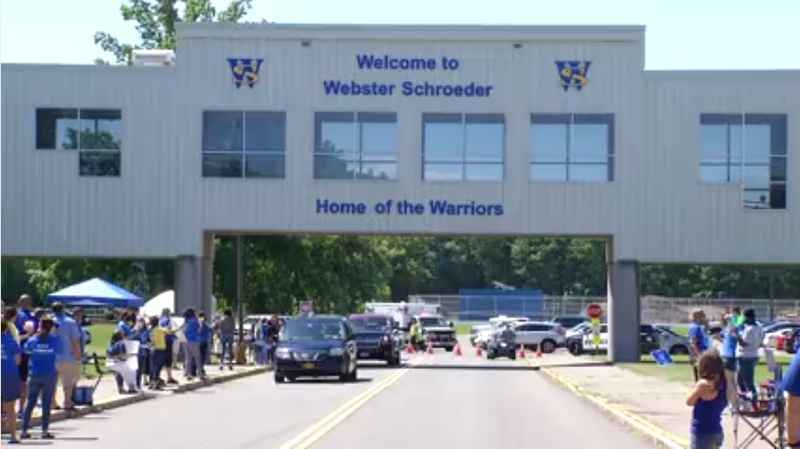 Webster CSD looks at ways to reopen 5 days a week before fall