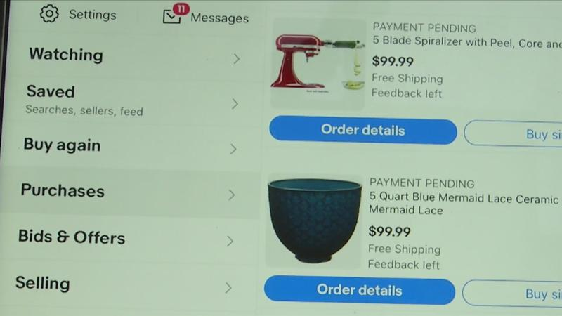 A scam on eBay that could happen to anyone! Here's how you protect yourself