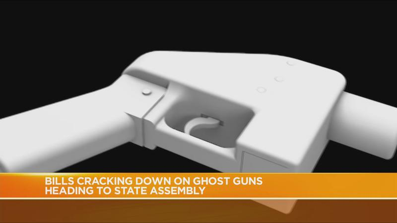 Bills aimed at cracking down on 'Ghost Guns' head to Assembly