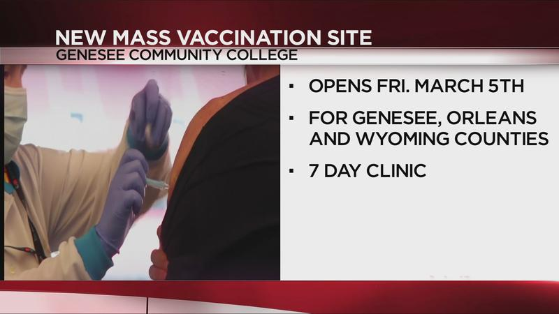 GCC to host seven-day mass vaccination clinic