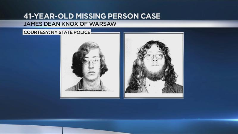 Police re-introduce Wyoming County missing persons case, nearly 42 years later