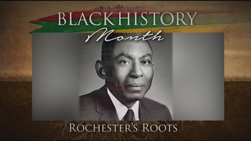 Rochester's Roots: Anthony Jordan