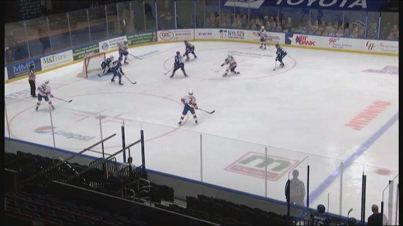 Amerks lose to Crunch in close game