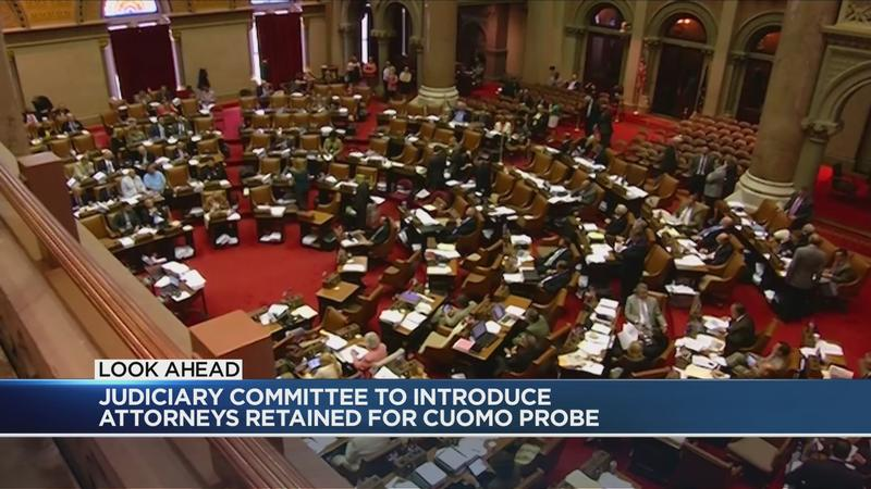 Attorneys conducting Cuomo impeachment investigation to be introduced Tuesday morning