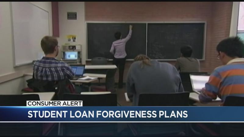 Consumer Alert: New stimulus bill forgives student loans. Does yours qualify?