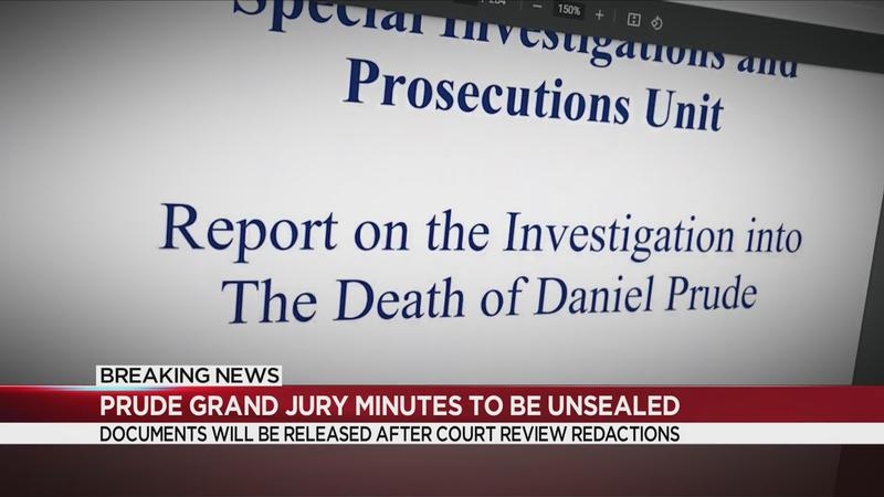 Daniel Prude grand jury minutes to be unsealed after court reviews redactions