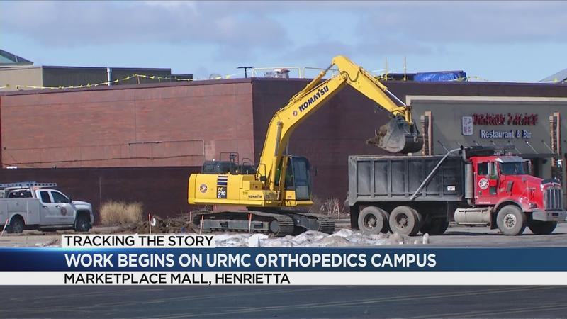 UR Medicine's Orthopaedics project set to break ground