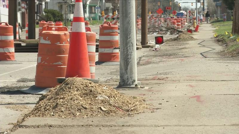 Good Question: What's going on with the East Main Street construction?