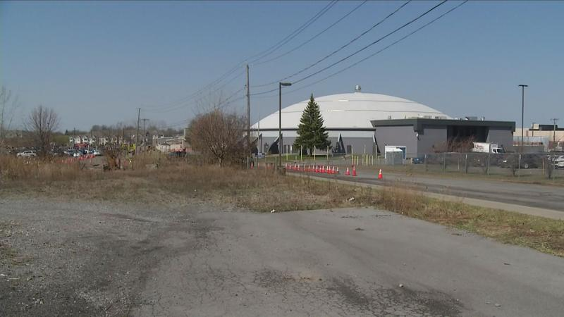 Henrietta Fire: Power outage briefly shuts down Dome Arena Sunday