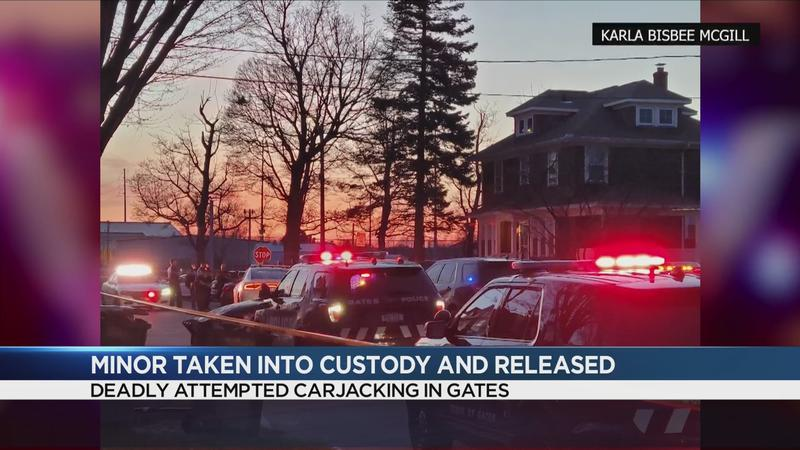 Police identify victim in deadly Gates carjacking, juvenile released from custody