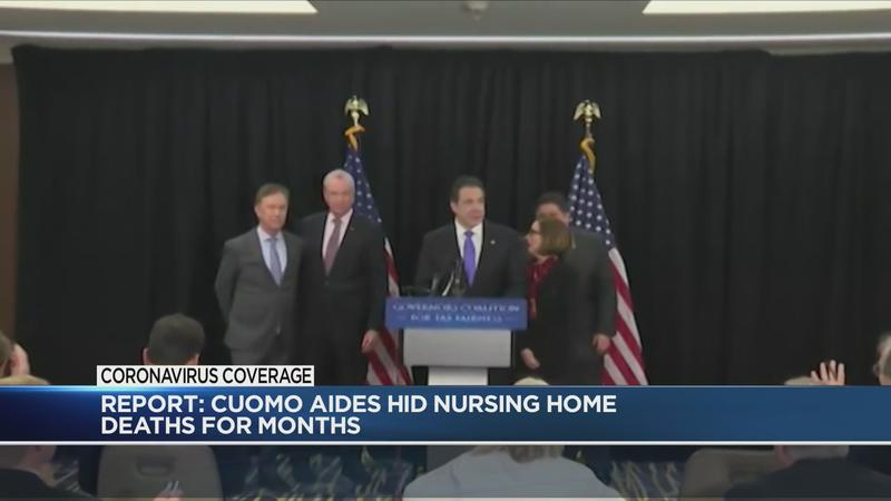 Report: Cuomo aides' changes to nursing home death data spanned months