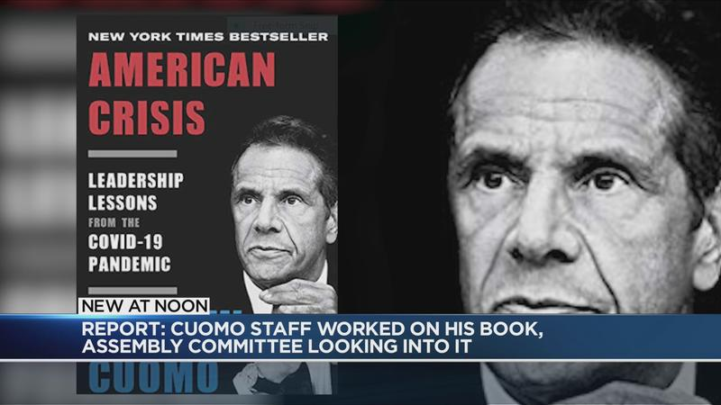 LATEST: Assembly Judiciary Committee to add Cuomo book allegations to its impeachment investigation