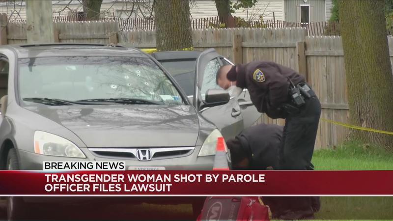 Rochester woman shot by parole officer in Canandaigua files lawsuit