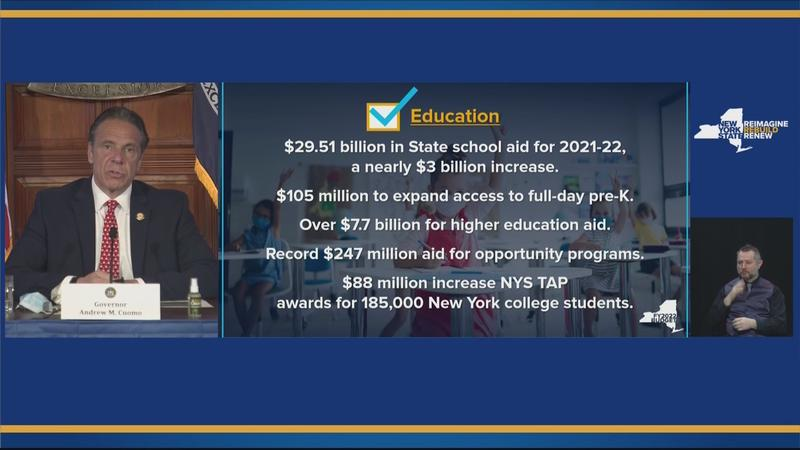 School systems celebrate increase in funding under new state budget