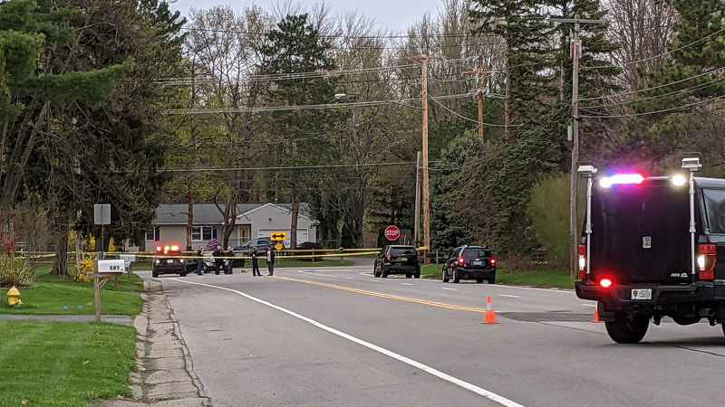 Webster Police identify motorcyclist killed in crash, driver charged