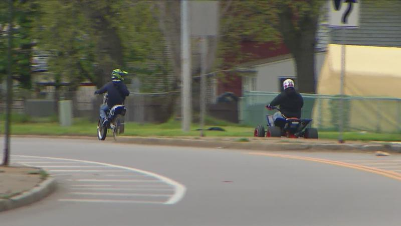 Amid calls for crackdown on dirt bikes, others suggest a safe outlet for bikers