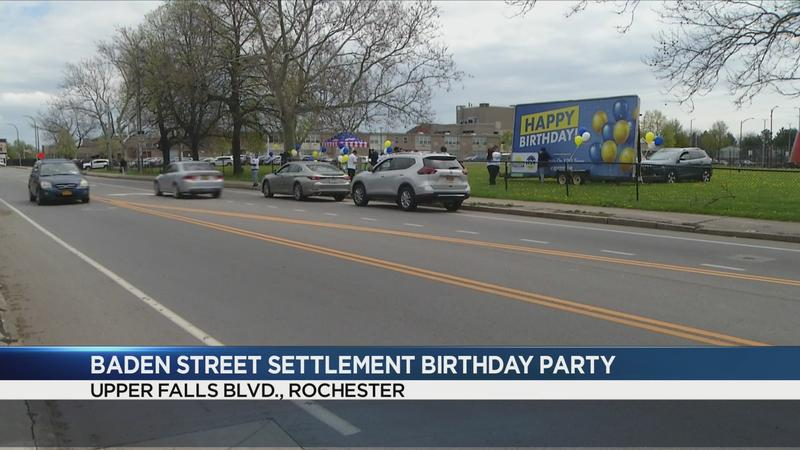 Baden Street settlement celebrates 120 years of service