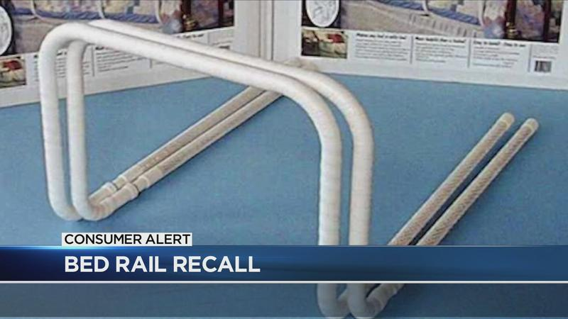 Consumer Alert: CPSC issues urgent warning about adult bed rails