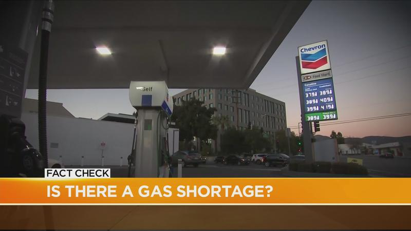 Fact Check: Gas shortage this summer?