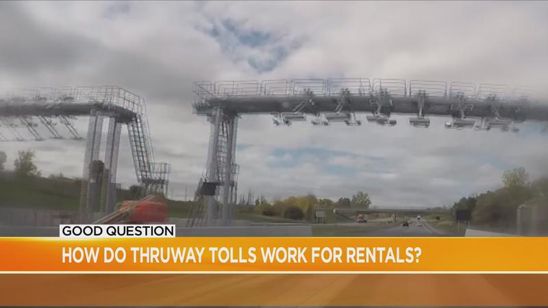 Good Question: How do Thruway tolls work for rentals?