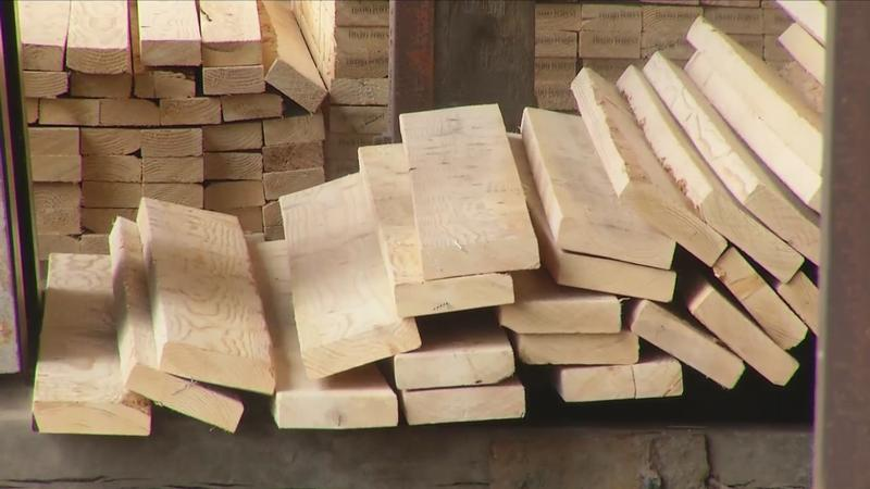 Will the price of lumber come down soon? Experts say don't bank on it