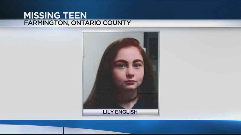 Deputies search for missing teen in Farmington