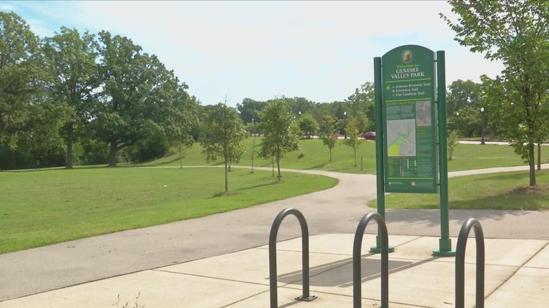 U of R students on Genesee Riverway Trail: 'There are always people around'