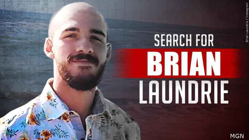 Human remains, backpack and notebook are found in search for Brian Laundrie at 25,000-acre Florida reserve – on day his parents turned up to join the hunt – five weeks after he went on the run following death of Gabby Petito