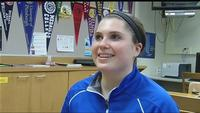 Scholar Athlete of the Week (3/7): Kara Cusker