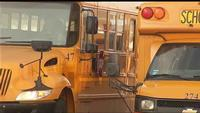 School bus involved in three-vehicle crash in Perinton