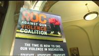 Rochester city leaders fight gun violence, encouraging those to 'think about it'