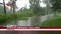 State of emergency declared for Monroe, Ontario, Wayne counties