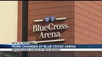 Blue Cross Arena unveils new safety measures for upcoming season