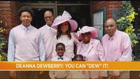 Deanna Dewberry's last day of work before surgery: You can 'Dew' it!